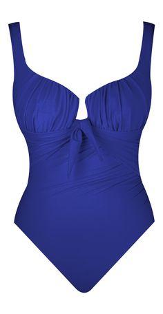 Miraclesuit Solid Sandra D Swimsuit