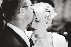 Hochzeit Crown, Wedding Dresses, Modern, Weddings, Instagram, Fashion, Wedding Photography, Bridal Dresses, Moda