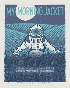 My Morning Jacket - Band Of Horses