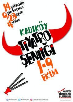 Kadıköy Tiyatro Şenliği 1 Ekim'de başlıyor. 9 gün sürecek şenlik 14 mekanda 29 oyunla tiyatroseverleri ağırlayacak.