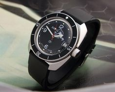 Yours looks good but it looks a bit like a Seiko with a Vostok dial IMO. Description from forum.tz-uk.com. I searched for this on bing.com/images