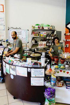 la-chiwinha-tea-shop #Ethical Global Gathering Place in San Juan