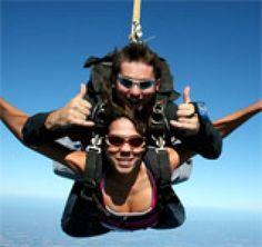 Skydiving... will happen!