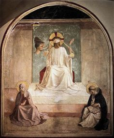 Fra Angelico | Mocking of Christ