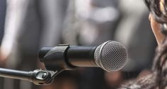 Public speaking: Three sure-fire nerve busters to help get over your anxiety