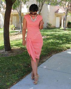 mimi g.: DIY Dress + Michael Kors OOP Pattern Review
