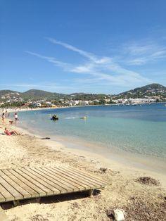 Talamanca beach! Ibiza