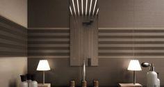 "Ceramiche Marca Corona - ""Luxury"", stripes effect wall tile collection"