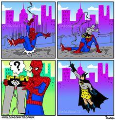 Sátira de comics