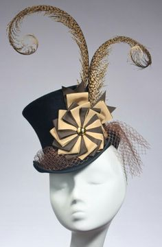 Mini top hat by House of Nines Designs