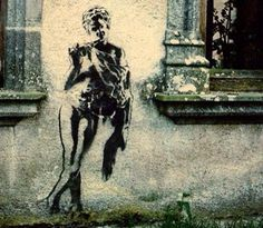 Streetart With Love – Blek Le Rat, il padre dello stencil graffiti Stencil Graffiti, Stencil Art, Blek Le Rat, Street Art Graffiti, Banksy, Urban Art, Rats, Around The Worlds, Art Art
