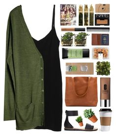 """""""Untitled #2024"""" by tacoxcat ❤ liked on Polyvore featuring Dirty Laundry, Splendid, MÃ¥nestrÃ¥le, Caudalíe, Smashbox, TOMS, Clinique, GHD, NARS Cosmetics and Poketo"""
