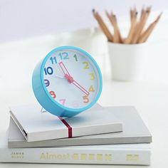 Rainbow Alarm Clock #potterybarnteen