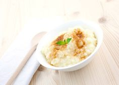 delicious rice pudding, my favourite dish