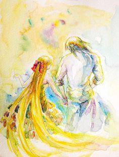Watercolor Kunzite x Venus
