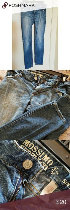Mossimo Jeans Nice fitting Mossimo Supply Co. Jeans