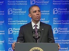 Obama Vows to Veto Bill Holding Planned Parenthood Liable for Harvesting Baby Organs  Jim Hoft Sep 17th, 2015