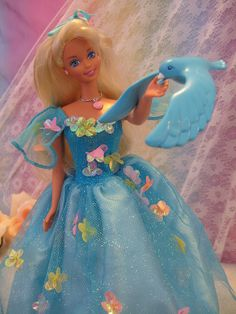 Songbird Barbie ~ 1995 by jesska80, via Flickr