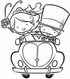 Online Shop Couple cutting cak Transparent Clear stamp and cutting dies DIY Silicone Seals Scrapbooking / Card Making/Photo Album Decoration Wedding Coloring Pages, Colouring Pages, Coloring Sheets, Coloring Books, Wedding Activities, Wedding With Kids, Digital Stamps, Clear Stamps, Wedding Cards