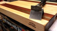 Our Cutting Board Process — McKey's Makings