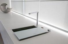 Ideen fürs Spülbecken * Moderne Küchenzeile * TrendView