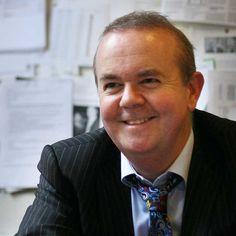 Ian Hislop.