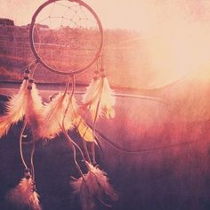25 Awesome dream catchers sunset images