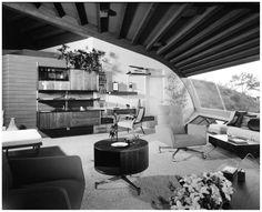 Malin Chemosphere House 1961 John Lautner