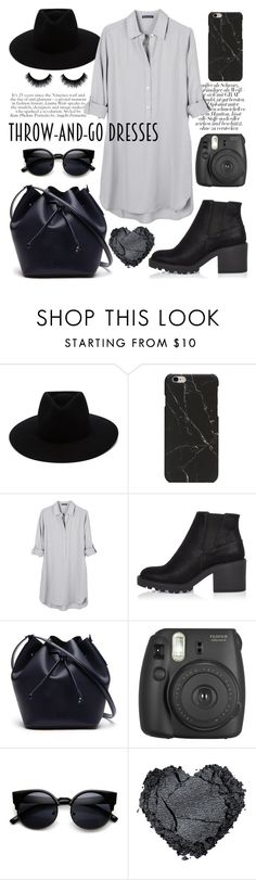 """""""Untitled #84"""" by enicanovi on Polyvore featuring rag & bone, United by Blue, River Island, Lacoste and Fujifilm"""