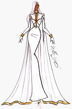 Marvel Couture by Hayden Williams: Storm   Storm   Hayden Williams   Flickr