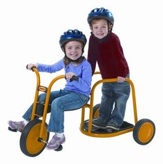 MyRider Chariot: Great trike for twins! $219.95