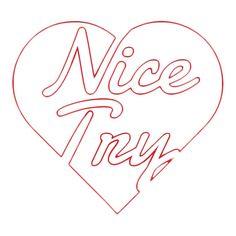 niceee try