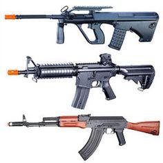Airsoft Guns - Website of detailsofmulticam!