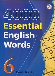 Eng 4000 essential english words 6