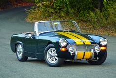 Sprite Done Right - 1965 Austin-Healey Sprite Mk III   Hemmings Motor News