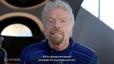 """Richard Branson's Instagram post: """"This is your final chance to win a flight to space with @virgingalactic. Help make space accessible to all #linkinstory"""" Richard Branson, Einstein, Space, Instagram Posts, Floor Space, Spaces"""