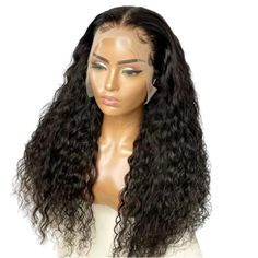 Water Wave - 20 / 6x6 HD Lace Wig / 250