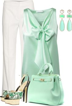 """Untitled #2285"" by lisa-holt ❤ liked on Polyvore"