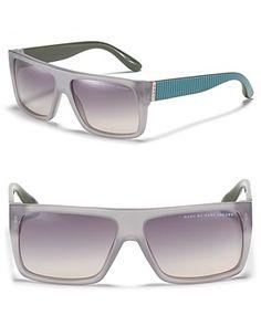 MARC BY MARC JACOBS Square Wayfarer Sunglasses | Bloomingdale's