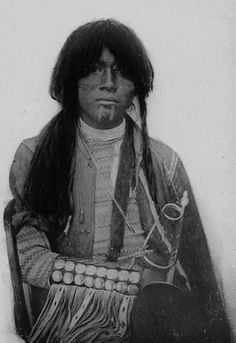 A Pima Indian military scout and bugler. Native American Photos, American Spirit, Native American History, Native American Indians, Pima Indians, Native Indian, Native Art, First Nations, Indian Pics