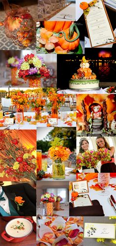 """Inspiration Board: """"Fall"""" in LoveEver After Blog 