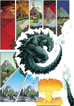 Godzilla: Awakening - Eric Battle