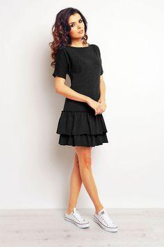 37cadc280f Co powiesz na sukienkę w codziennej stylizacji  😍 Ulubiony model  znajdziesz tutaj ➡ www.