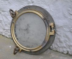 Bullauge eines Windjammers in Antiquitäten & Kunst, Nautika & Maritimes, Maritime Dekoration, Bullaugen | eBay