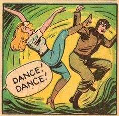 dance fiends.