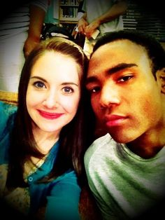 are donald glover and alison brie dating