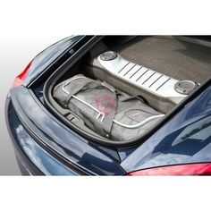 Porsche Cayman / 981 / trunk trolley bag / / trolley bag WxHxL= 33 x 23 x 75 cm Car Travel, Travel Bags, Porsche Cayman 987, Cayman S, Porsche Models, Trolley Bags, Rubber Tires, Car Manufacturers, Large Bags