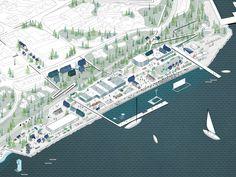 Altagether_A New Scenario For A Post-Productive Urbanism | KooZA/rch #architectureportfolio