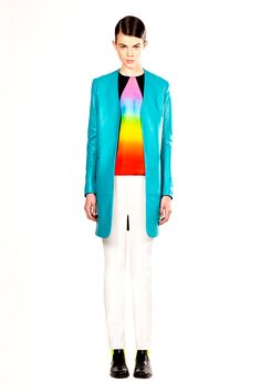 Christopher Kane Resort 2012 - Review - Collections - Vogue
