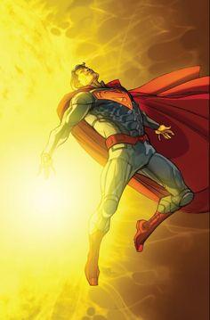 "#Superman #Fan #Art. (Action Comics. ""The Second Death of Superman"" Vol.2 #16 Variant Cover) By: Ferry. ÅWESOMENESS!!!™ ÅÅÅ+"